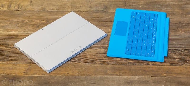 Surface Pro 3, análisis: más cerca de reinventar el portátil