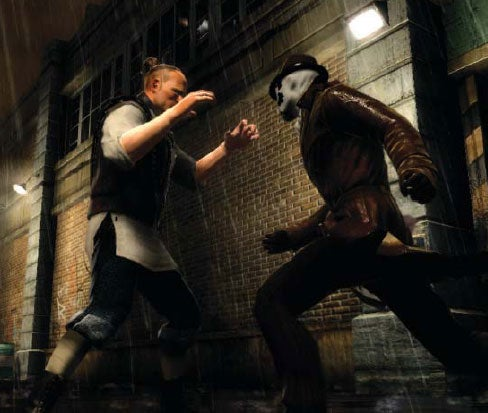 Alan Moore's Worst Nightmare: Watchmen Video Game