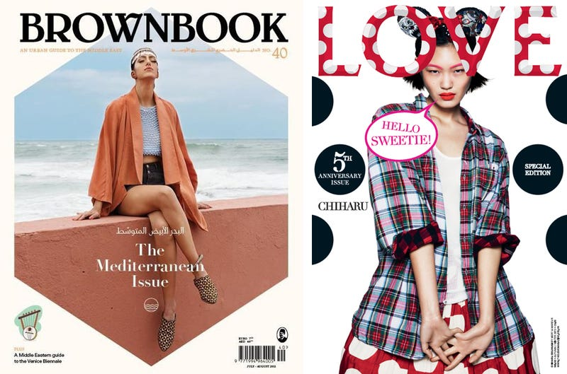 What Kind of Cover Makes You Actually Buy a Magazine?