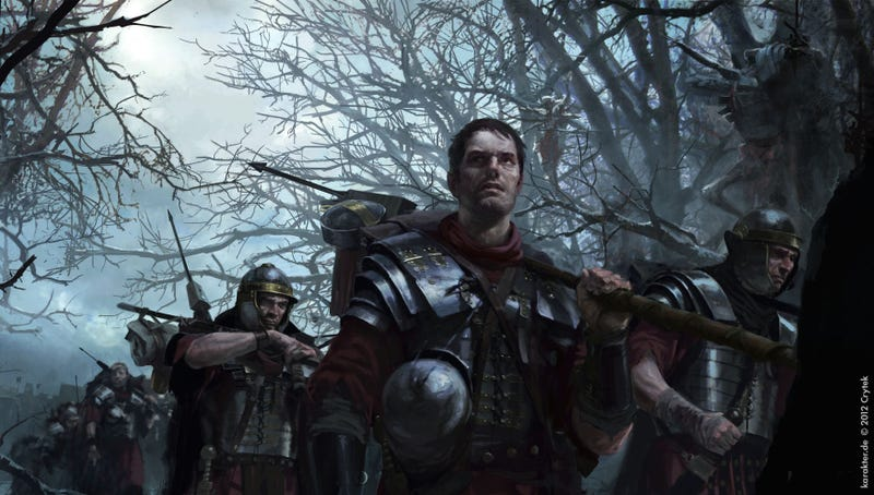 Some Artists Behind Game Of Thrones Take On An Xbox One Launch Game