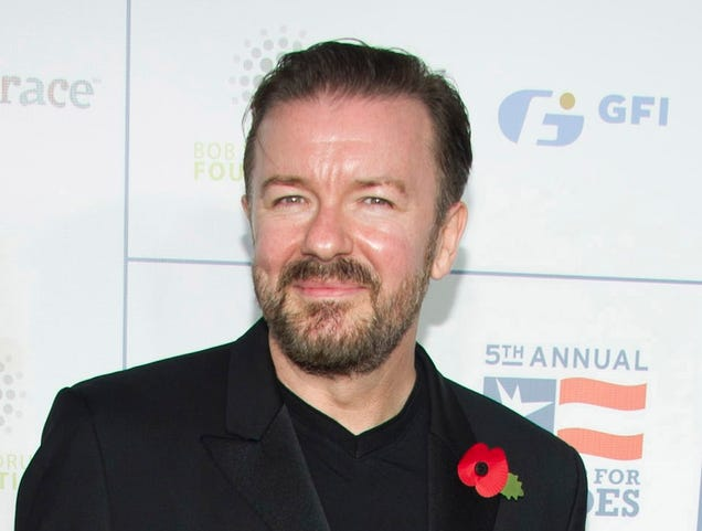 ricky gervais atheism essay British comic ricky gervais is an atheist, but he still thinks he may be a better christian than many christians in an essay, the creator of the office.