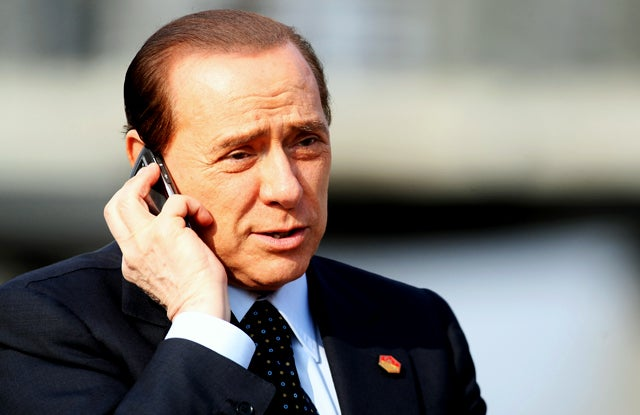 Silvio Berlusconi Is a One Woman Kind of Guy