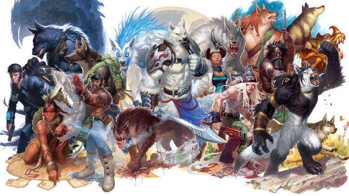 A werewolf tale (SPOILER) 1492782547894753864