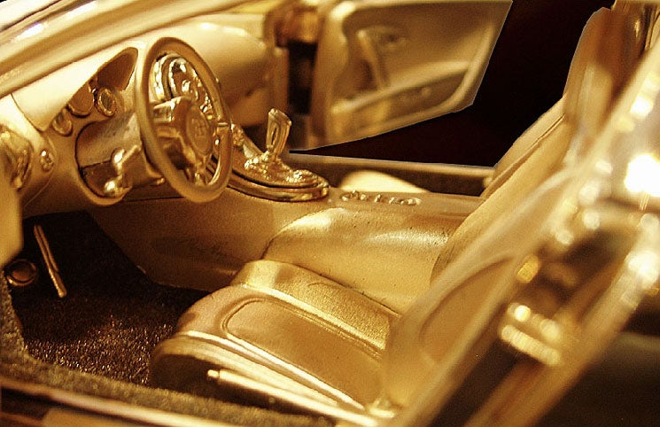 The Ten Most Expensive Pieces Of Carmaker-Branded Crap