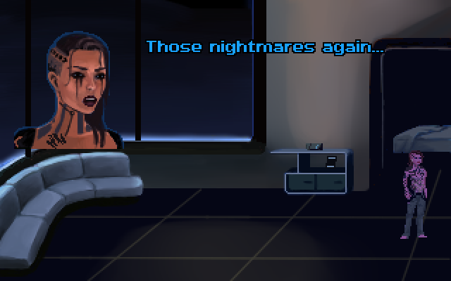 A Mass Effect Point-and-Click Adventure Fan Game? Yes Please!