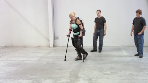 Walking With Paralysis Is Now a Reality