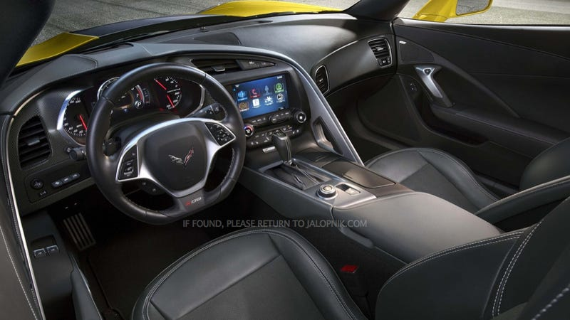 2015 Chevrolet Corvette Z06: This Is it