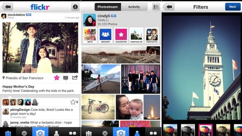 Flickr for iOS Updated With Tagging, Faster Uploading, and Features You Were Missing