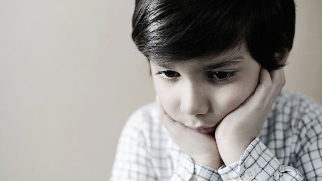 Autistic children are 28 times more likely to be suicidal