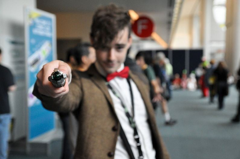 Doctor Who Cosplay!