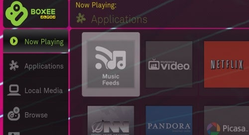 Boxee Alpha Lands on Windows