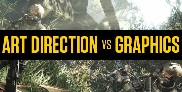 Art Direction Vs. Graphics