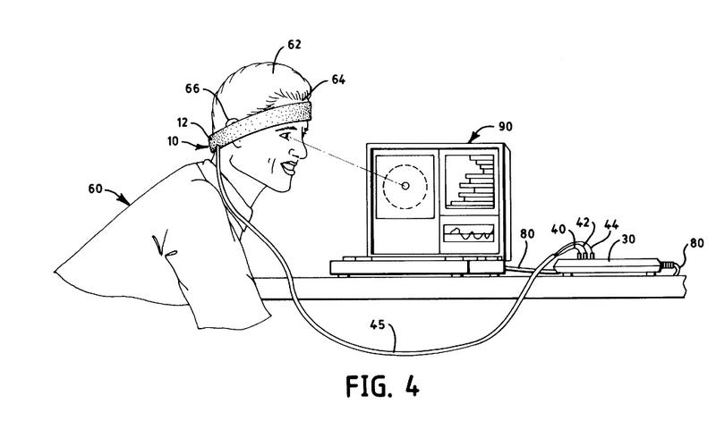 Let's Look At Some More Oddly Electrifying Video Game Patent Art