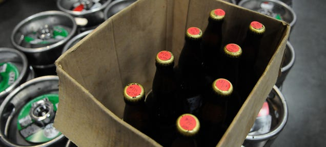 Why Beer Isn't Sold in Plastic Bottles