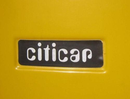 1976 Sebring-Vanguard Citicar