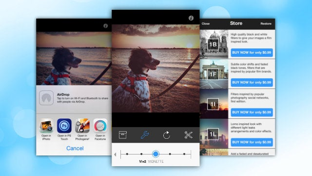 HelloLab Makes Quick Photo Edits in an iOS 7-Inspired Interface