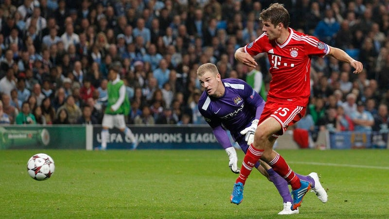 FC Bayern Fillet City: How The World's Best Team Is Getting Better