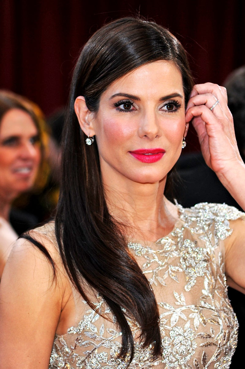 Have You Heard the Sandra Bullock Hitler Poopstache Sex Tape Rumor, Yet?