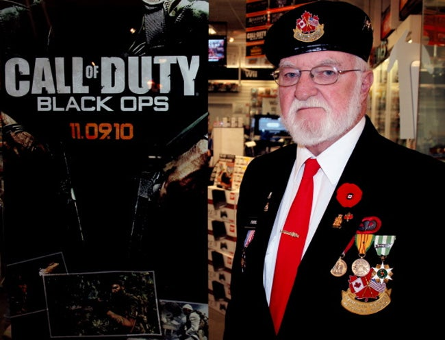 "Vietnam Vet Calls Black Ops Release Timing ""Tacky"""