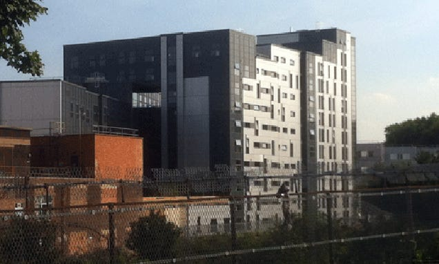 This Horrible Dorm Is Britain's Worst Building of the Year