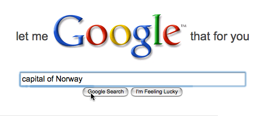 In Which We Teach Kathie Lee How to Use the Google