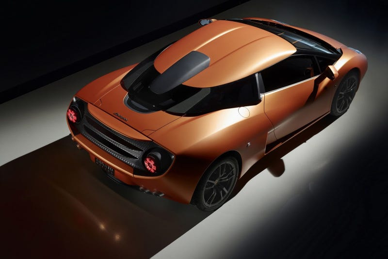 The Lamborghini 5-95 By Zagato Is The Spyker You Maybe Always Wanted