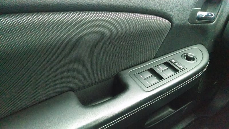 Rental Car Review: Dodge Avenger