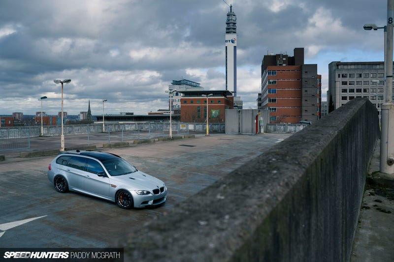 BMW E91 ///M3 Touring Feature by Speedhunters