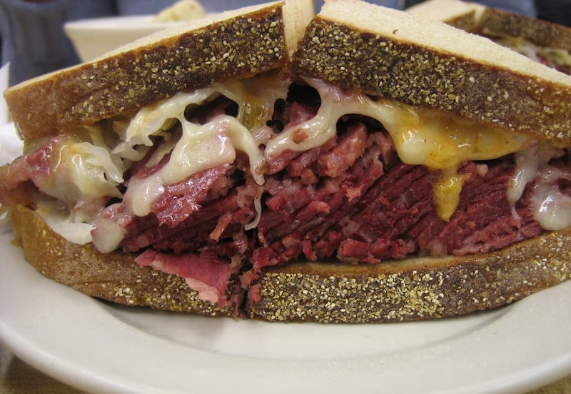 The Correct Answer Was 'Pastrami Sandwich'