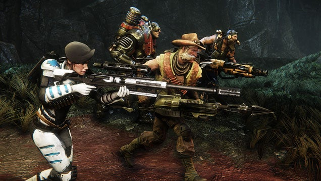 Evolve Is One Of The Best Games We Saw At PAX