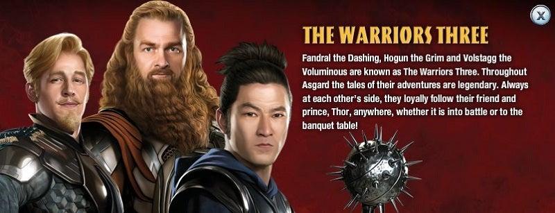 Thor promo pics