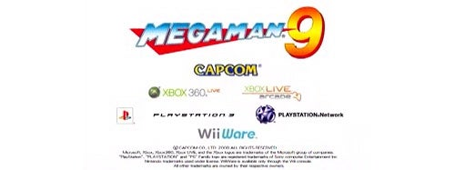 Mega Man 9 IS Coming To 360, PS3