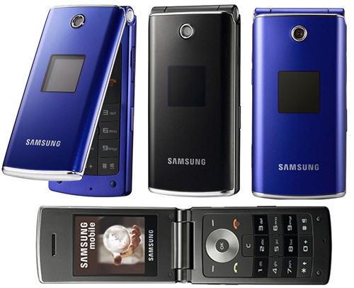Samsung E210, Plain Vanilla Cellphone With Fancy Pants On