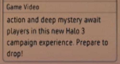 """Bungie Secret Game is a """"New Halo 3 Campaign Experience"""""""