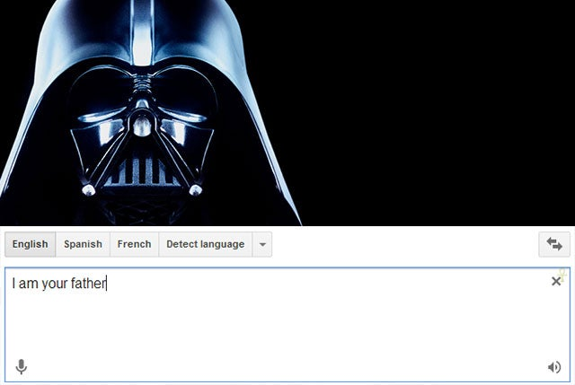 What Darth Vader's Most Famous Line Sounds Like In 16 Languages