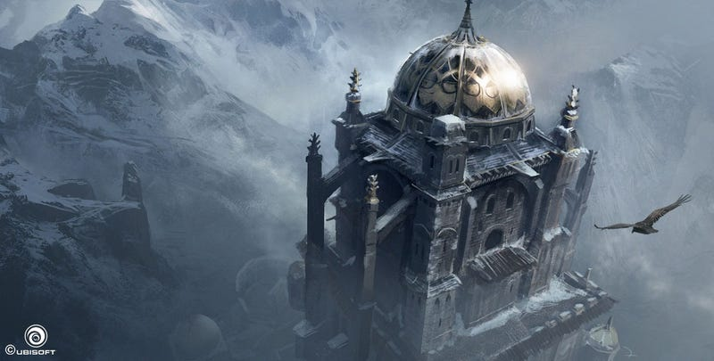 The Concept Art of Assassin's Creed: Revelations
