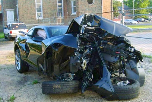 Chevy Camaro Scores Four-Star Crash Rating Instead Of Five