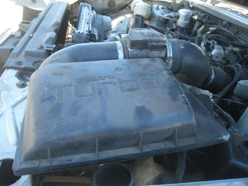 1989 Volvo 780 Bertone Down On The Junkyard