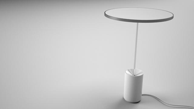 Cylindrical Task Light Sisifo Is Illuminating Eye Candy