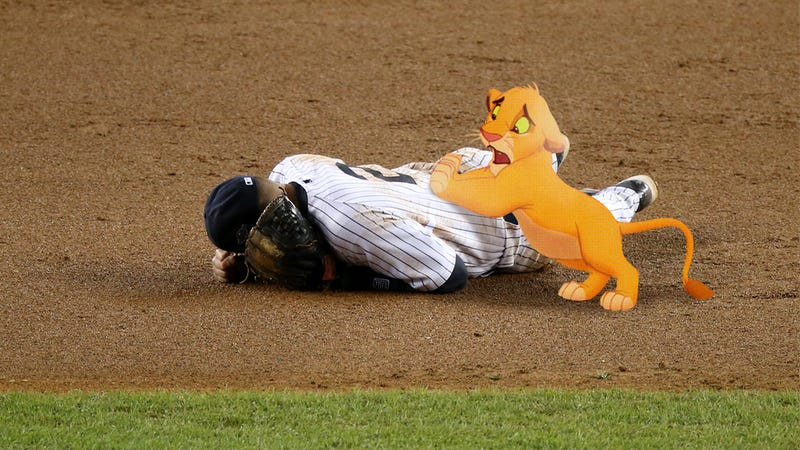 Derek Jeter Will Be Out A While