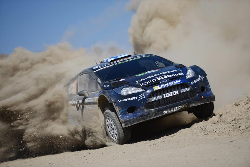 Rally Mexico, Final Day [LIVE FEED]