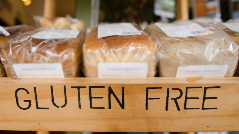 Why gluten-free foods aren't necessarily healthier