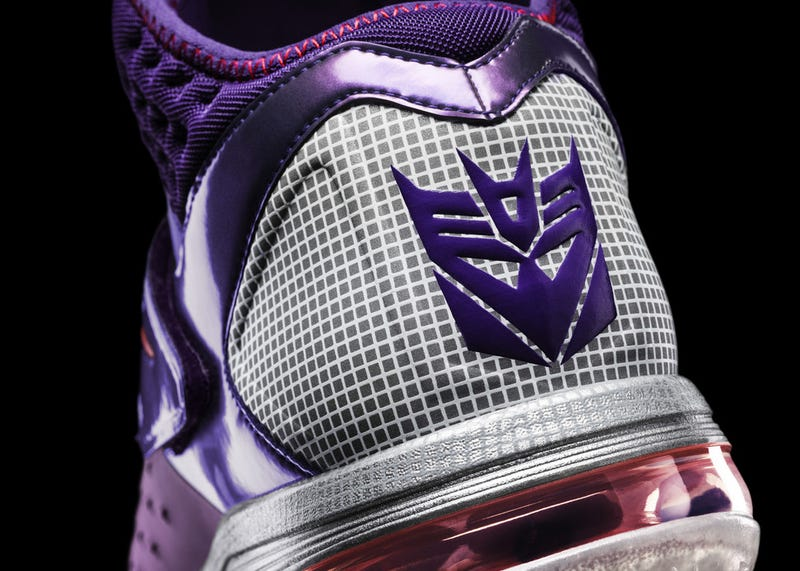 I Should Have Saved My New Console Money For Megatron Shoes