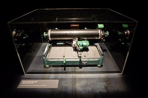 1970s-Era Chinese Typewriter Has 2000 Characters to Choose From and a Max Typing Speed of 20 WPM