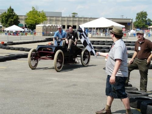 1901 Ford Racer
