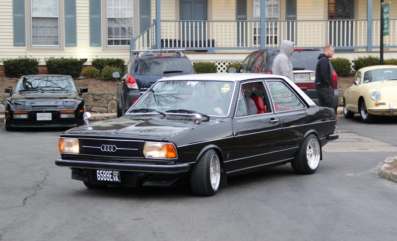 Audi Fox spotted!