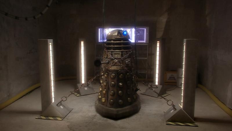Who's Afraid Of The Daleks?