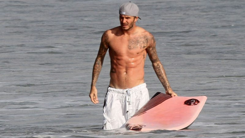 A Completely Gratuitous Gallery of Sexy, Shirtless Celebrities