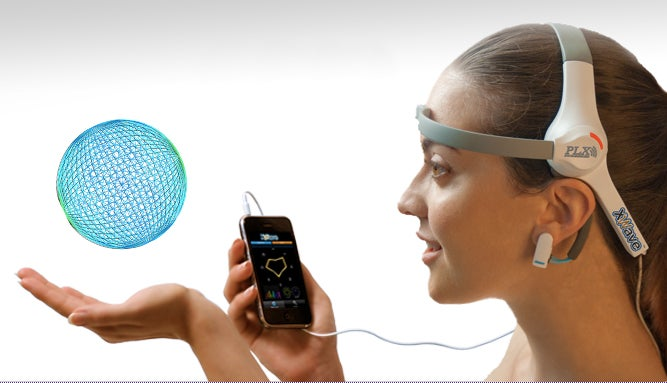 XWave Headset Lets You Control iPhone Apps With Your BRAIN
