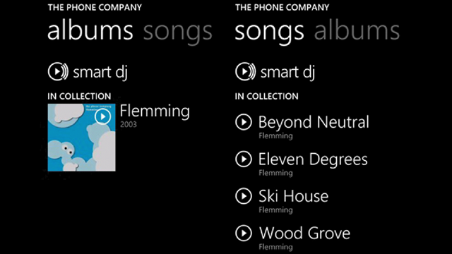 What's New and Better in Music + Videos for Windows Phone Mango